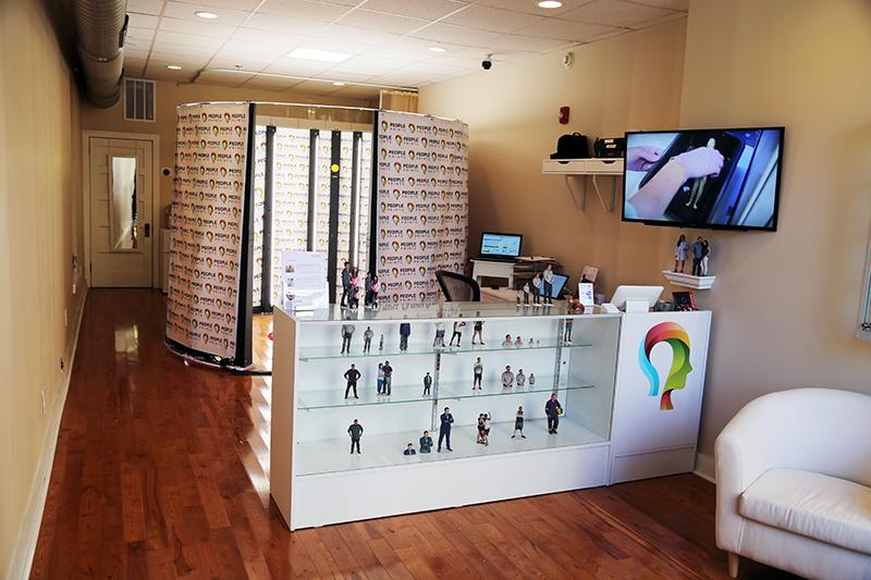 Inside PeoplePrints Store