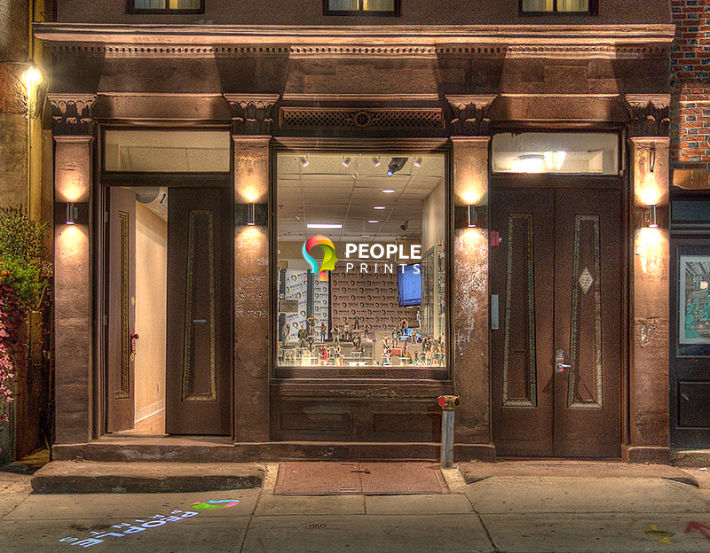 PeoplePrints Storefront