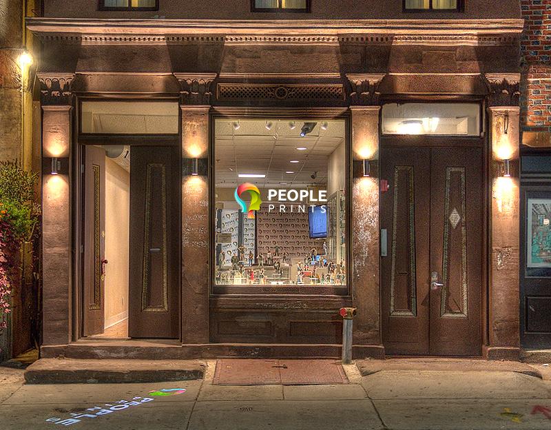 PeoplePrints Storefront